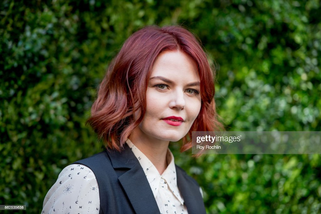 Jennifer Morrison attends Through Her Lens: The Tribeca Chanel Women's Filmmaker Program Luncheon at Locanda Verde on October 17, 2017 in New York City.