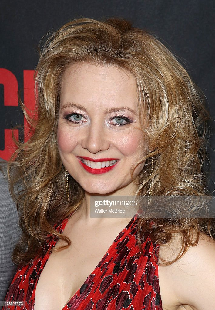 Jennifer Mudge attends the 'Rocky' Broadway Opening Night After Party at Roseland Ballroom on March 13, 2014 in New York City.