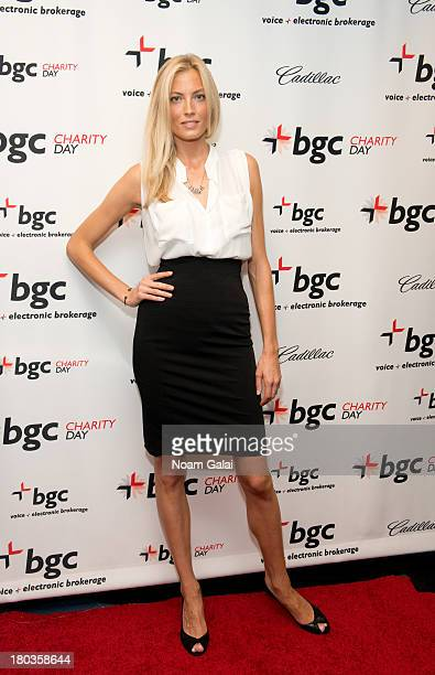 Jennifer Ohlsson attends Cantor Fitzgerald and BGC Partners Annual Charity Day at BGC Partners INC on September 11 2013 in New York City