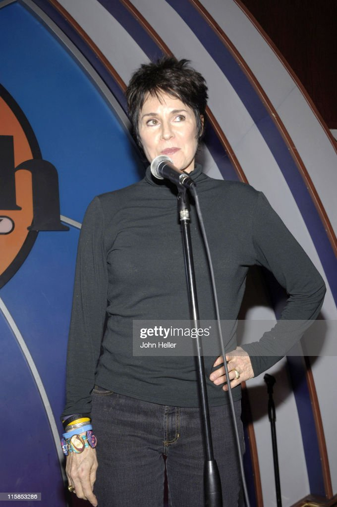 Jennifer Pryor during Mindy's Memory Primate Sanctuary Benefit - November 22, 2005 at Laughter Factory in Los Angeles, California, United States.