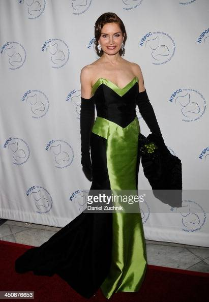 Jennifer Shafiraff attends the 2013 New York Society For The Prevention Of Cruelty To Children Wine Dinner at The Metropolitan Club on November 19...