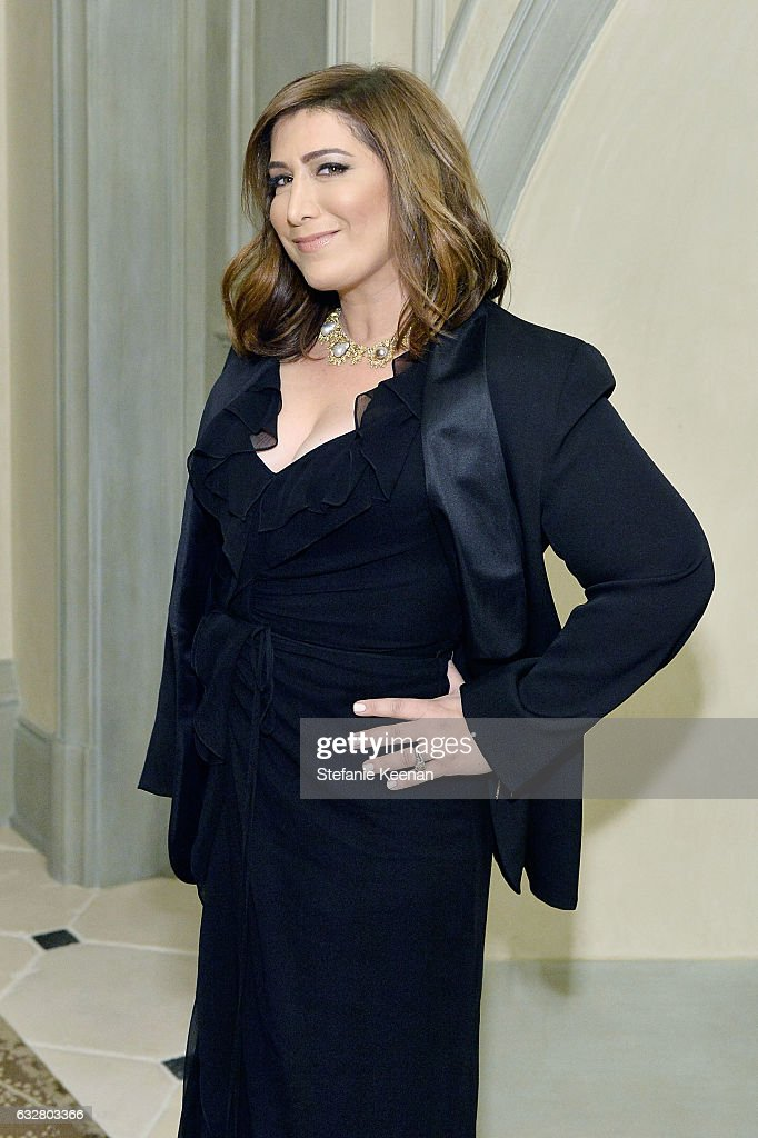 Jennifer Smith Hale attends PSLA partners with Carolina Herrera for Winter Gala on January 26, 2017 in Beverly Hills, California.
