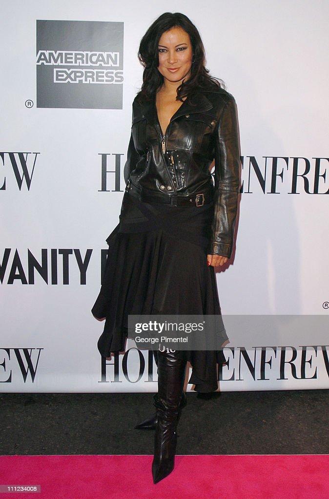 Jennifer Tilly at Holt Renfrew's VINYL Style in the Groove/Vanity Fair Gala
