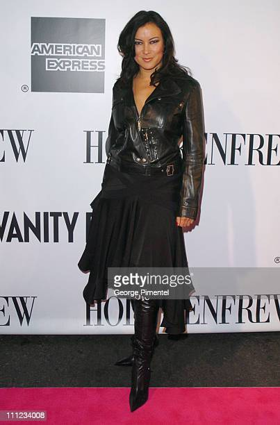 Jennifer Tilly at Holt Renfrew's VINYL Style in the Groove/Vanity Fair Gala