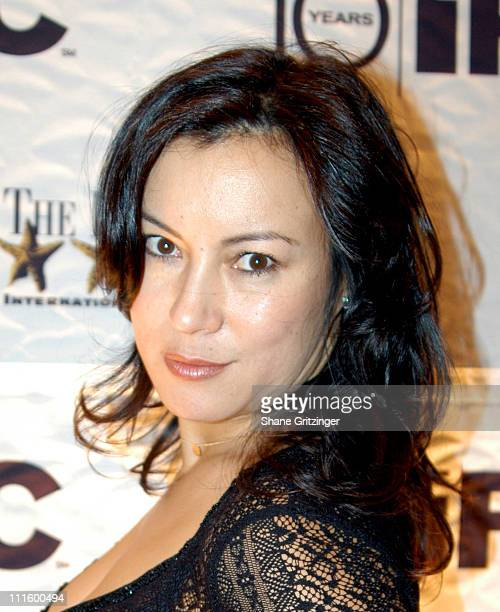 Jennifer Tilly during 12th Annual Hamptons International Film Festival Independent Film Channel's 10th Birthday Party at 21 Water in Bridgehampton...