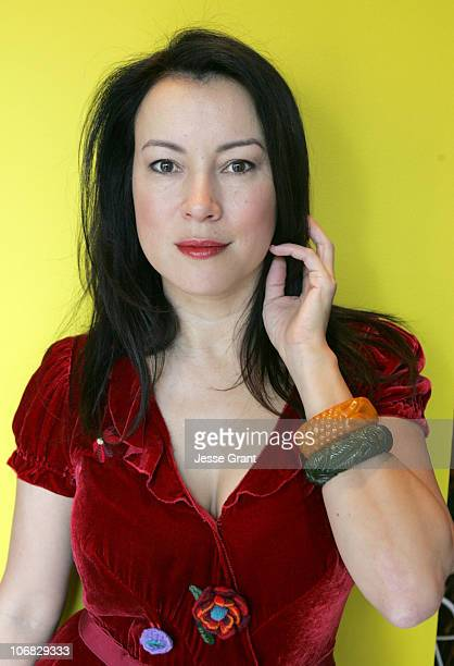 Jennifer Tilly during 2005 Toronto Film Festival HP Portrait Studio Presented by WireImage and Inside Entertainment Day 2 at HP Portrait Studio in...