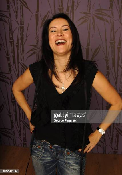 Jennifer Tilly during 2005 Toronto Film Festival 'Tideland' Portraits at HP Portrait Studio in Toronto Canada