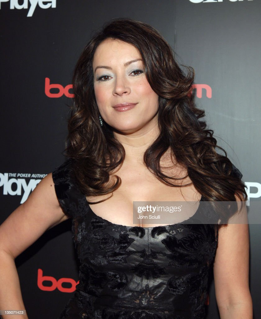 Jennifer Tilly during Bodogcom Presents Card Player's Player of the Year Awards Red Carpet at Henry Fonda Theatre in Los Angeles California United...