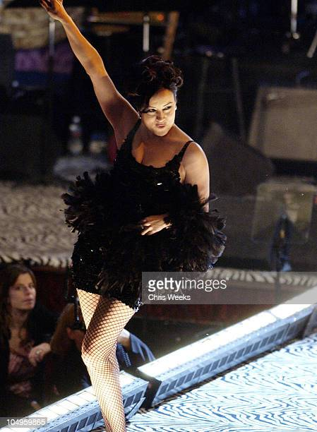 Jennifer Tilly during The 10th Annual Race to Erase MS Show at The Century Plaza Hotel Spa in Century City California United States