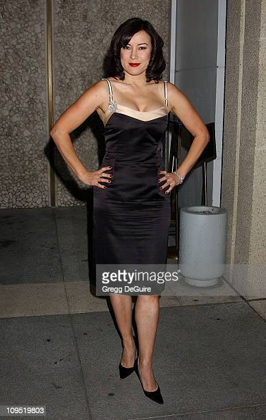 Jennifer Tilly during The Actors' Fund of America Presents 'All About Eve' at The Ahmanson Music Center in Los Angeles California United States