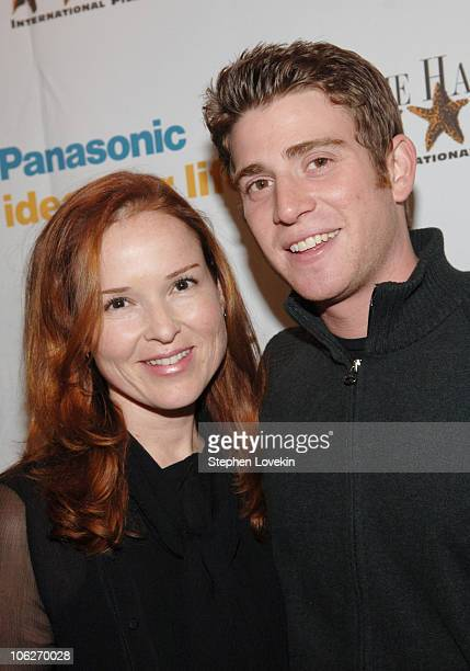 Jennifer Todd Producer and Bryan Greenberg during 13th Annual Hamptons International Film Festival Screening of 'Prime' at United Artists Theatres in...