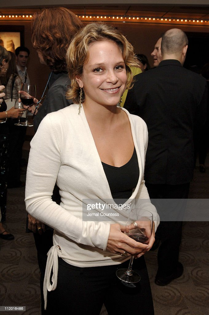 Jennifer Tuft, Co-Producer during 'Protocols of Zion' New York City Screening and Panel Discussion at HBO Theater in New York City, New York, United States.