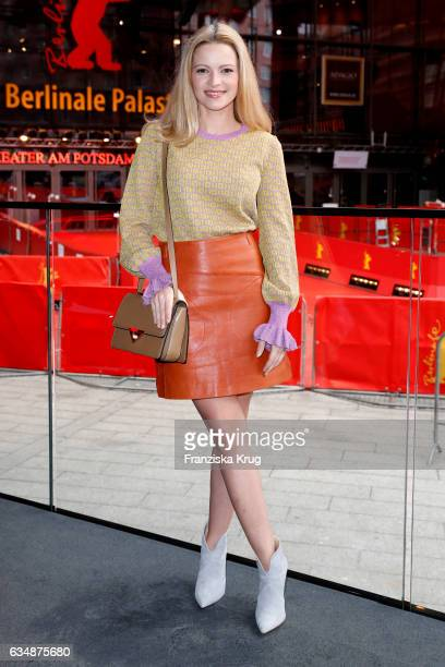 Jennifer Ulrich attends the Audi Berlinale Brunch during the 67th Berlinale International Film Festival on February 12 2017 in Berlin Germany