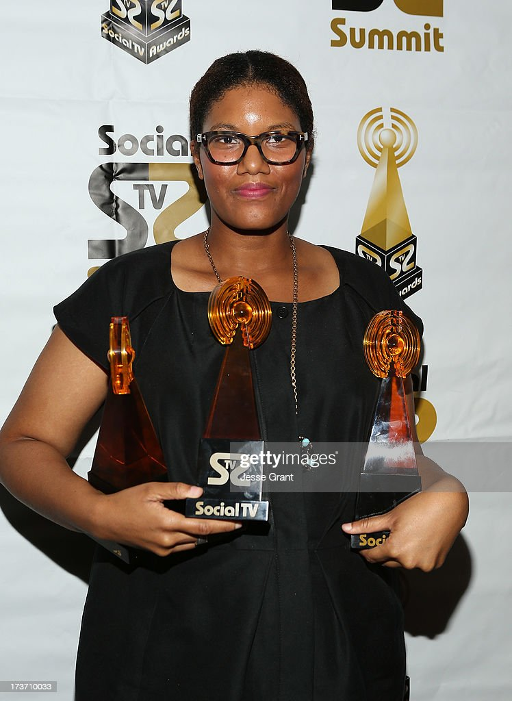 Jennifer Watson attends the 2nd Annual Social TV Awards at Bel-Air Country Club on July 16, 2013 in Los Angeles, California.