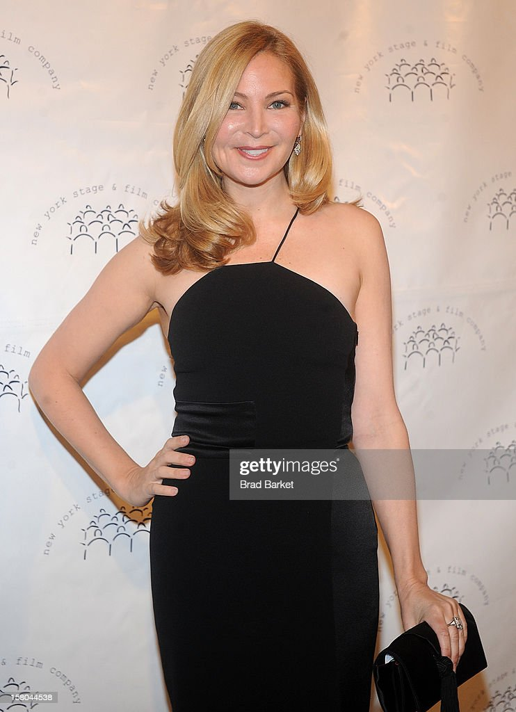 Jennifer Westfeldt attends the New York Stage and Film Annual Winter Gala at The Plaza Hotel on December 9, 2012 in New York City.