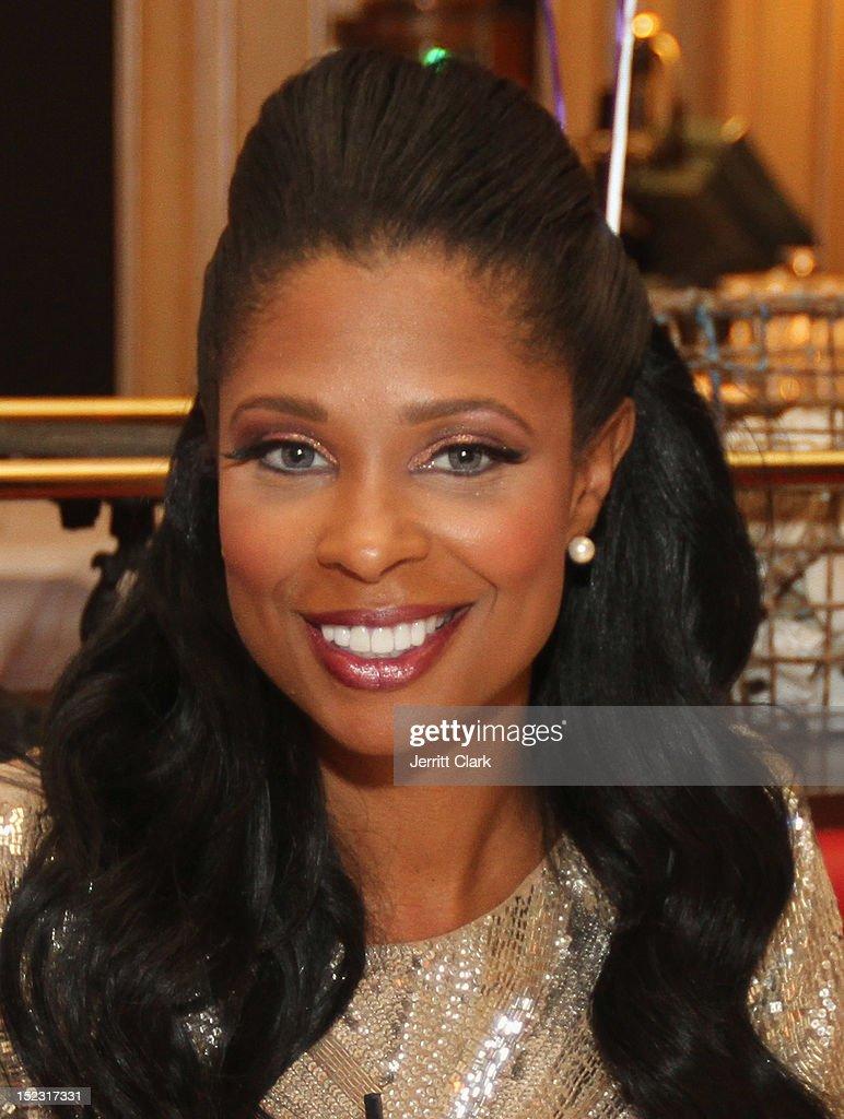 Jennifer Williams attends her Birthday Dinner at Millesime on September 17, 2012 in New York - jennifer-williams-attends-her-birthday-dinner-at-millesime-on-17-in-picture-id152317331