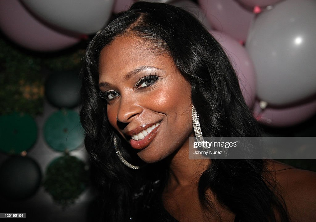 Jennifer Williams attends Jennifer Williams' birthday party at Greenhouse on September 22, 2011 in - jennifer-williams-attends-jennifer-williams-birthday-party-at-on-22-picture-id126195164