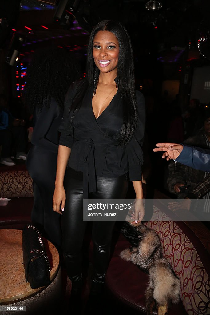 Jennifer Williams attends the 'Love & Hip Hop' Season 3 Premiere Party at Kiss & Fly on January 3, 2013 in New York City.