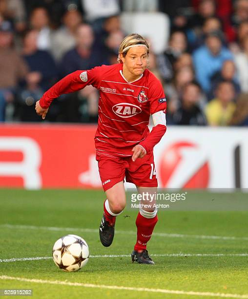Jennifer Zietz of FFC Turbine Potsdam