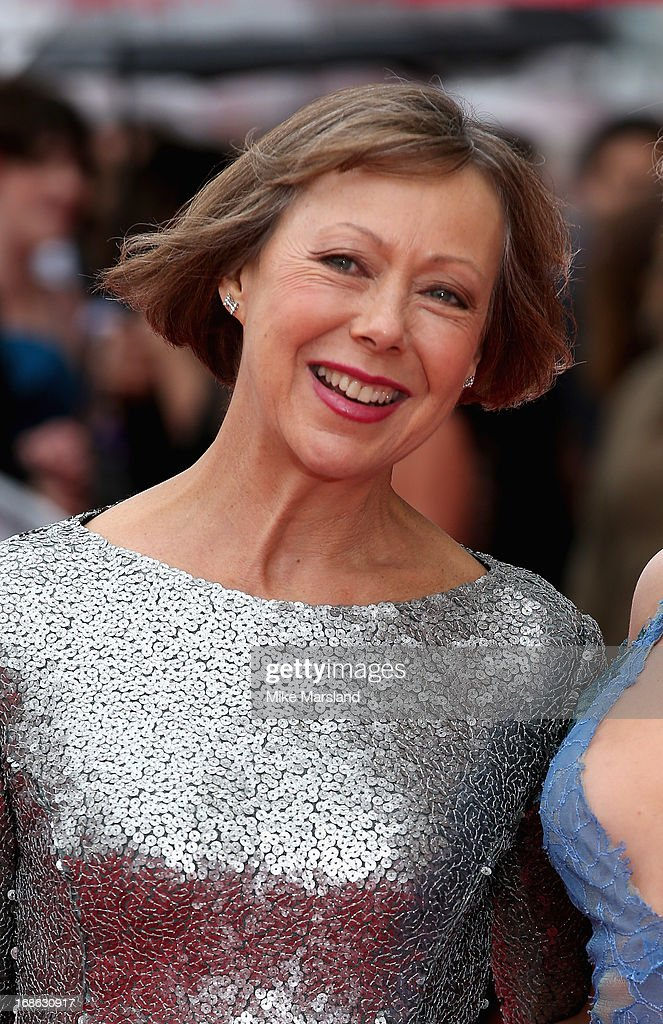 Jenny Agutter attends the Arqiva British Academy Television Awards 2013 at the Royal Festival Hall on May 12, 2013 in London, England.