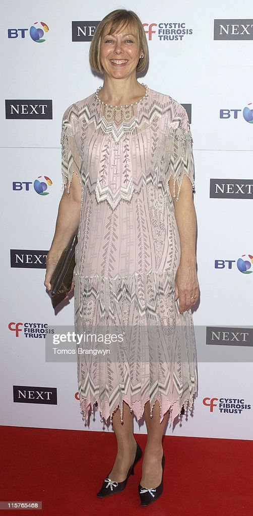 <a gi-track='captionPersonalityLinkClicked' href=/galleries/search?phrase=Jenny+Agutter&family=editorial&specificpeople=240123 ng-click='$event.stopPropagation()'>Jenny Agutter</a> during Cystic Fibrosis Trust Breathing Life Awards - Arrivals at Royal Lancaster Hotel in London, Great Britain.