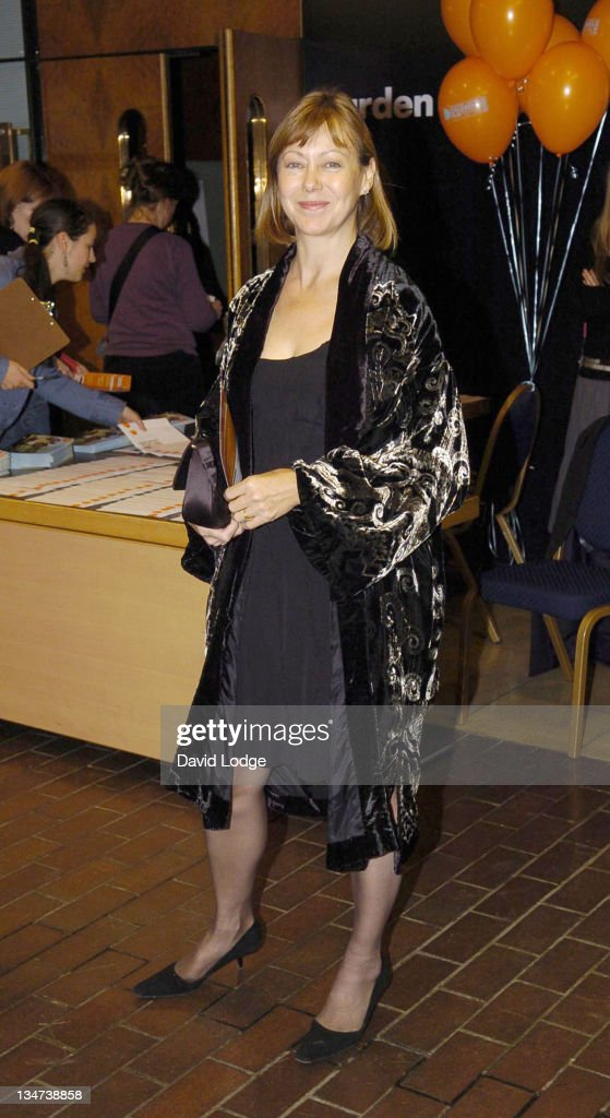 <a gi-track='captionPersonalityLinkClicked' href=/galleries/search?phrase=Jenny+Agutter&family=editorial&specificpeople=240123 ng-click='$event.stopPropagation()'>Jenny Agutter</a> during The London Children's Film Festival 2005 - Opening Gala Screening of 'Chicken Little' at Barbican Cinema in London, Great Britain.
