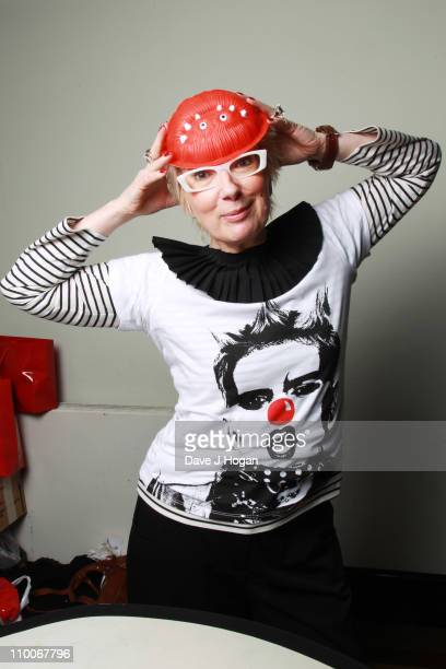 Jenny Eclair and BBC Radio 3 does 'something funny for money' and raises money for Comic Relief Tunein March 18 held at The Royal Albert Hall on...