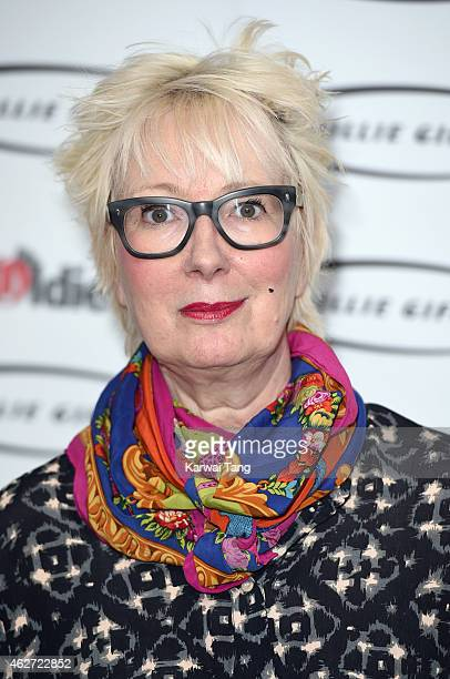 Jenny Eclair attends the Oldie Of The Year Awards at Simpsons in the Strand on February 3 2015 in London England