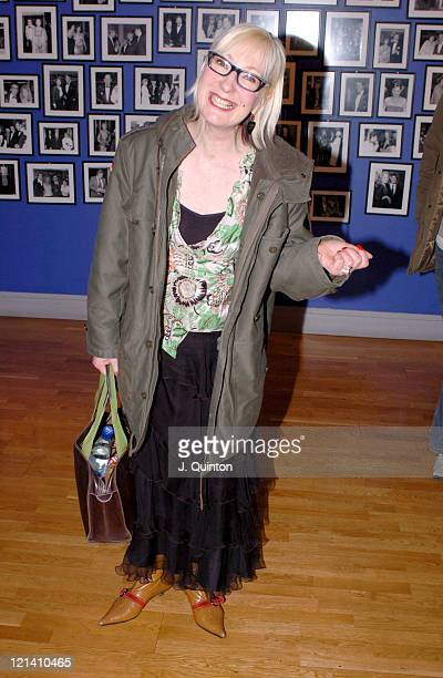 Jenny Eclair during The Firstlight Film Awards at The Odeon West end in London Great Britain