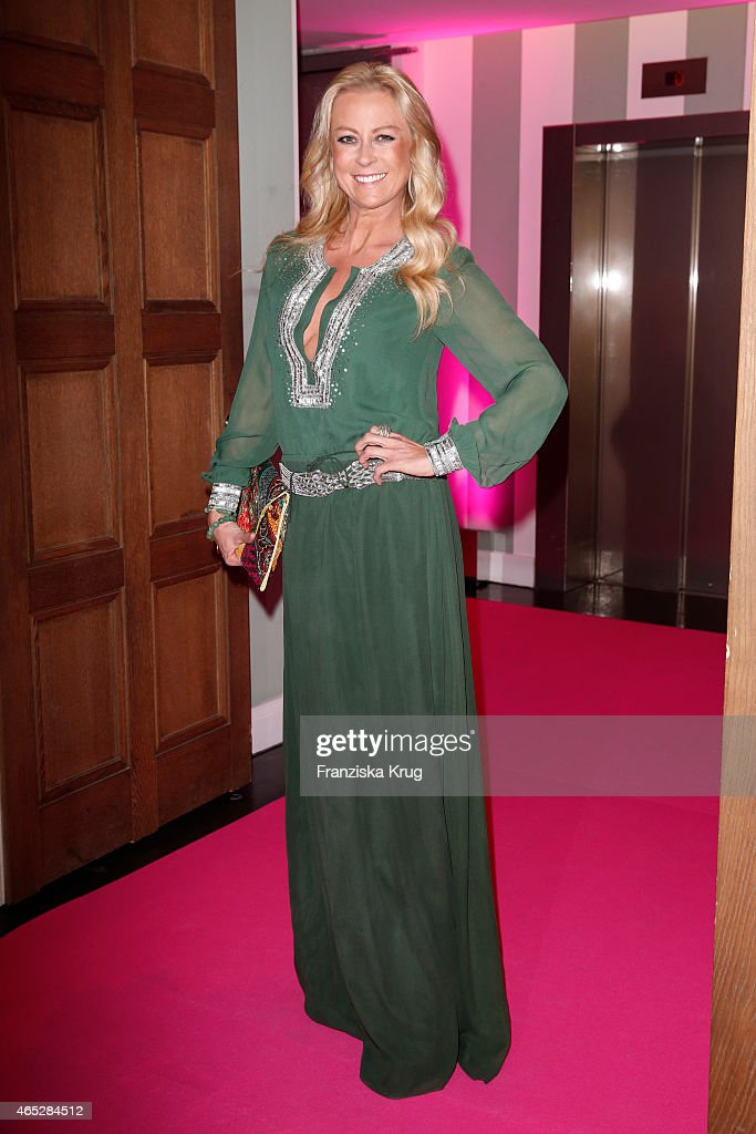 Jenny Elvers attends the JT Touristik Celebrates ITB Party on March 05 2015 in Berlin Germany