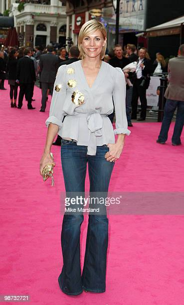 Jenny Falconer attends the Gala Premiere of The BackUp Plan at Vue Leicester Square on April 28 2010 in London England