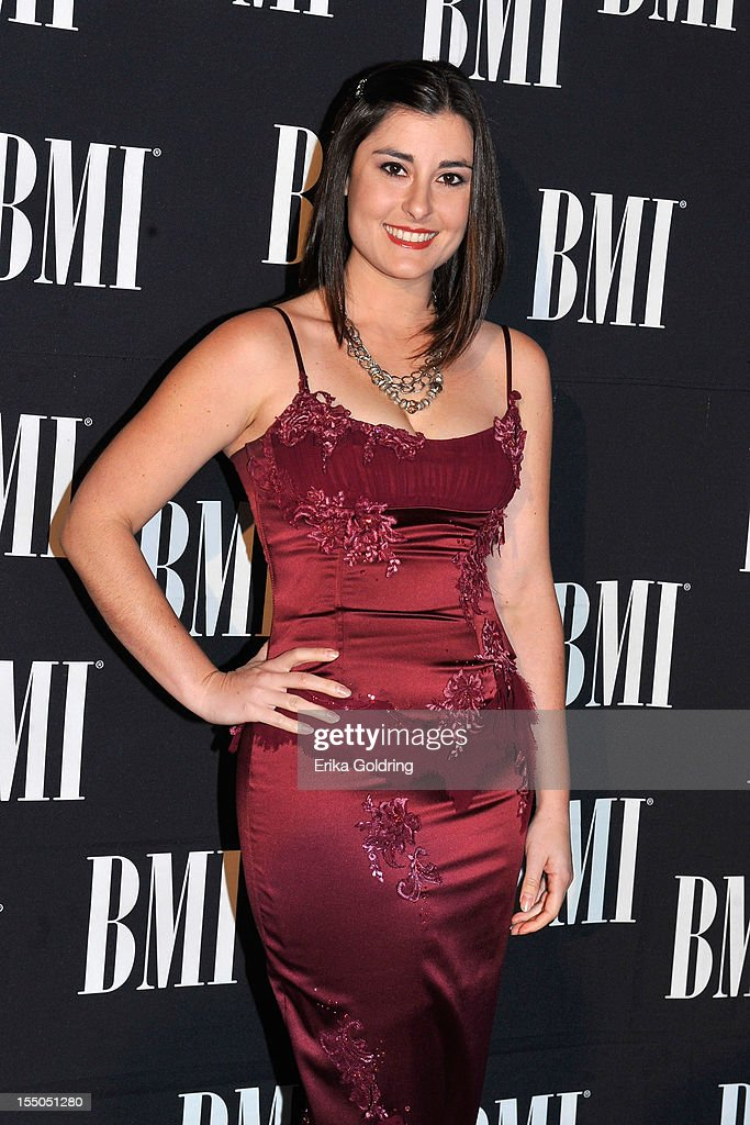 Jenny Gill attends the 60th annual BMI Country awards at BMI on October 30, 2012 in Nashville, Tennessee.