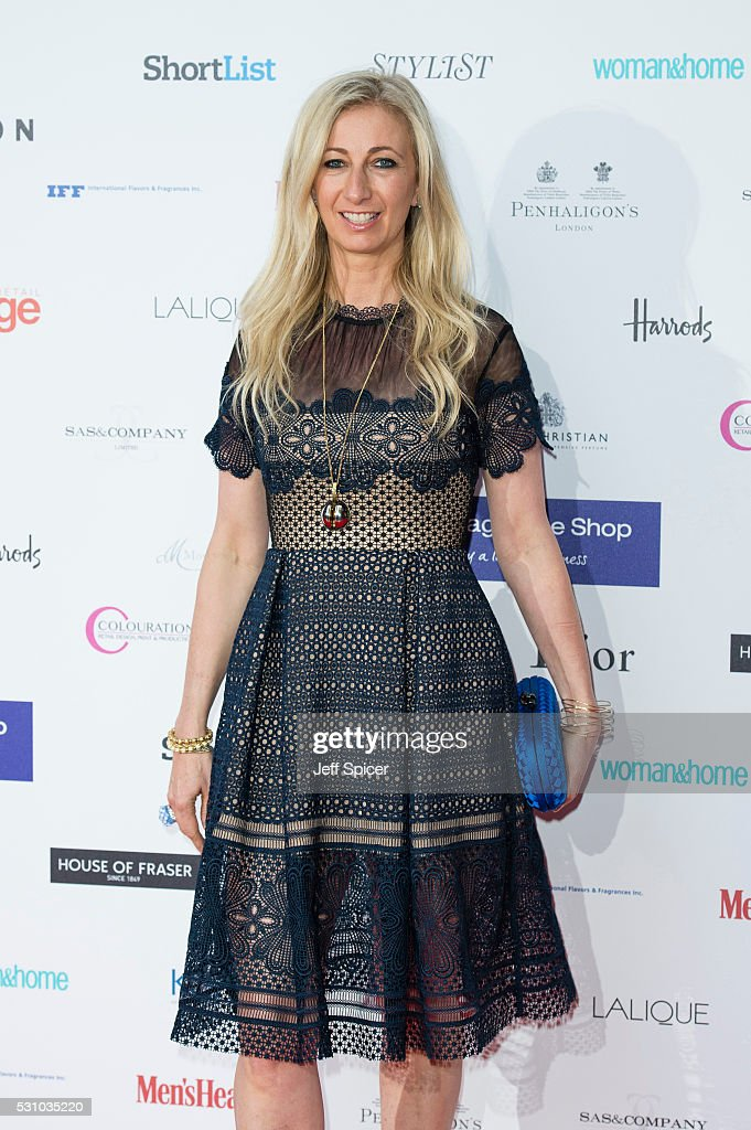 The Fragrance Foundation Awards - Red Carpet Arrivals