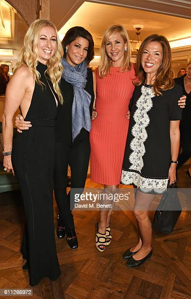 Jenny Halpern Prince Lucy Doughty Tania Bryer and Heather Kerzner attend the 3rd Annual Ladies' Lunch in support of the Silent No More Gynaecological...