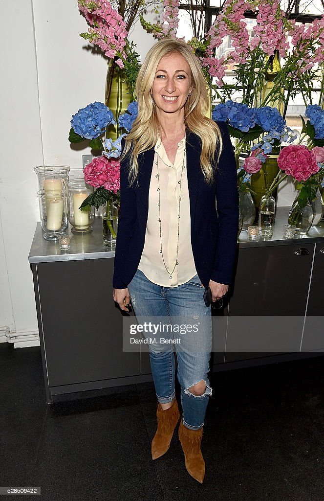 Jenny Halpern-Prince attends the launch of D&D London's Blossom City campaign at McQueens on May 5, 2016 in London, England.