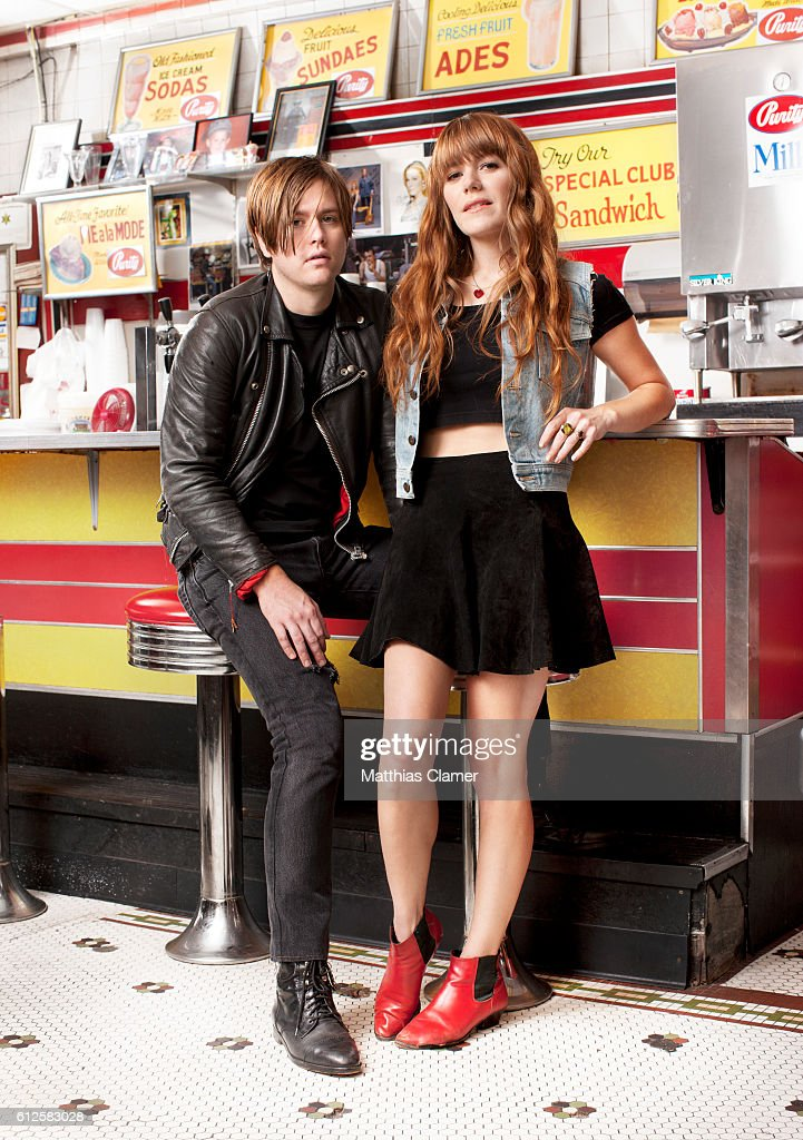 Jenny Lewis and Johnathan Rice