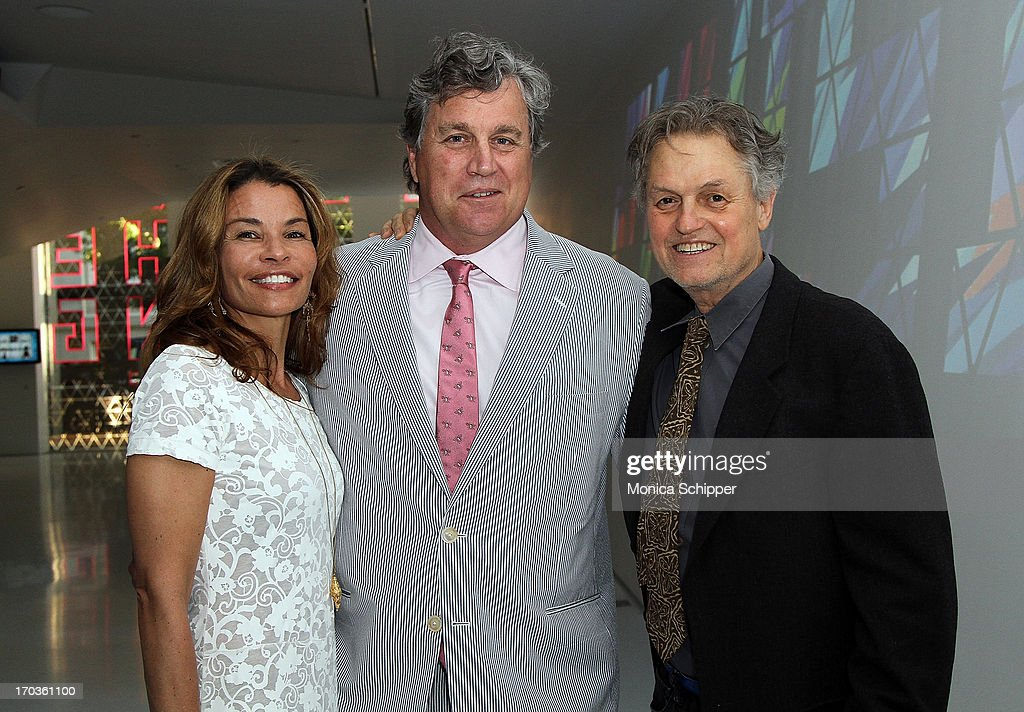 Jenny Lumet Sony Pictures CoFounder and CoPresident Tom Bernard and Jonathan Demme attend Museum of the Moving Image Inaugural Envision Award Gala...
