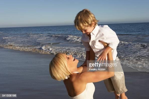 Jenny McCarthy and Son Evan