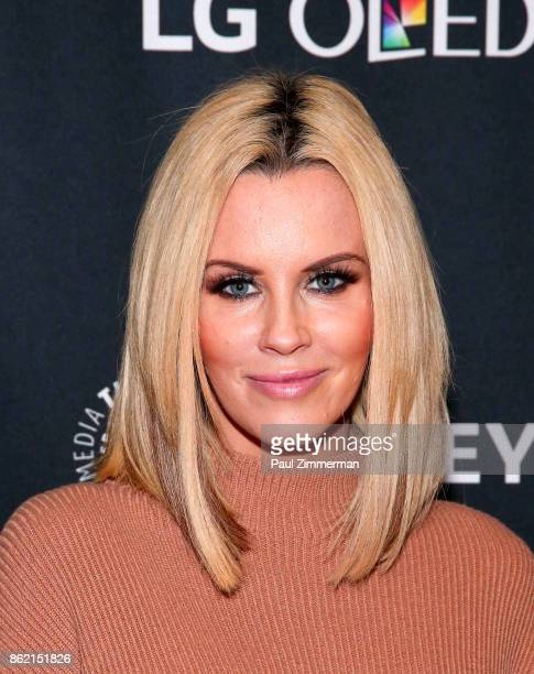 Jenny McCarthy attends PaleyFest NY 2017 'Blue Bloods' at The Paley Center for Media on October 16 2017 in New York City