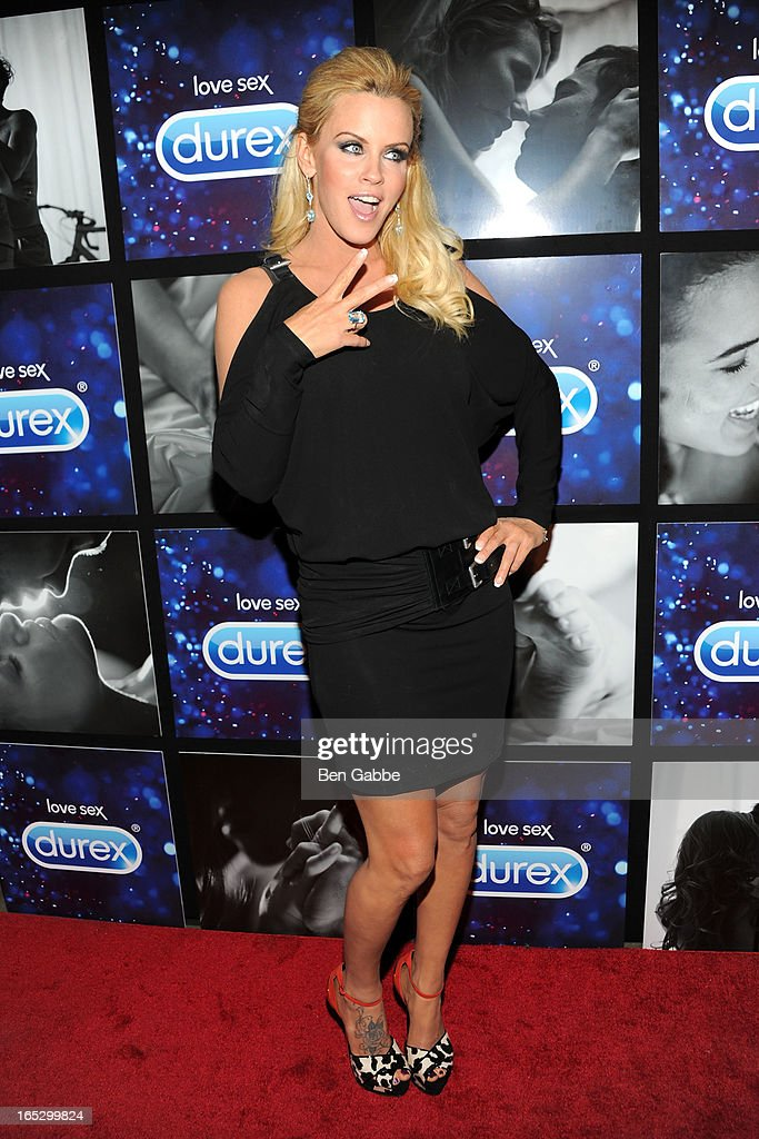 <a gi-track='captionPersonalityLinkClicked' href=/galleries/search?phrase=Jenny+McCarthy&family=editorial&specificpeople=202900 ng-click='$event.stopPropagation()'>Jenny McCarthy</a> attends the Hotel Durex Charity Event Benefiting dance4life at Dream Downtown on April 2, 2013 in New York City.