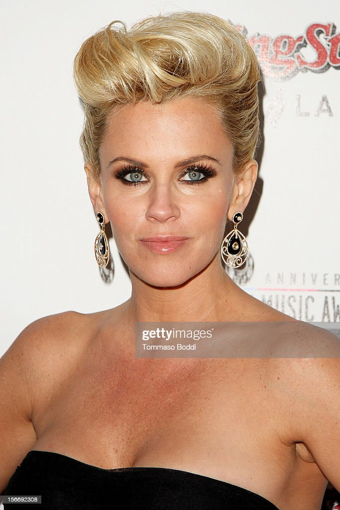 Jenny McCarthy attends the Rolling Stone after party for the 2012 American Music Awards presented by Nokia and Rdio held at the Rolling Stone Restaurant And Lounge on November 18, 2012 in Los Angeles, California.