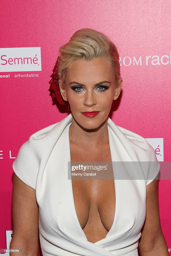 Jenny McCarthy attends the Us Weekly's Most Stylish New Yorkers Party at Harlow on September 10, 2013 in New York City.