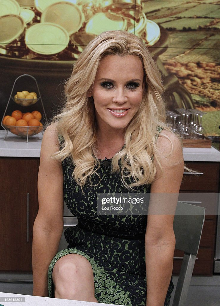 THE CHEW - Jenny McCarthy celebrates St. Patrick's Day with the co-hosts on 'The Chew,' Friday, March 15, 2013. 'The Chew' airs MONDAY - FRIDAY (1-2pm, ET) on the ABC Television Network. MCCARTHY