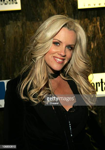 Jenny McCarthy during 2005 Sundance Film Festival Entertainment Weekly Party Sponsored by Hewlett Packard at The Shop in Park City Utah United States