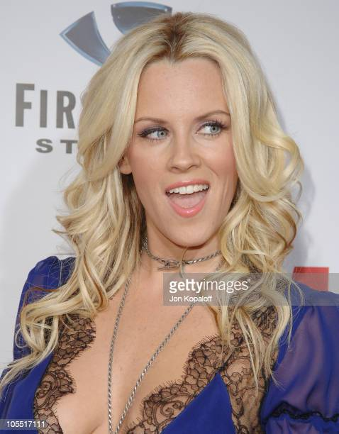 Jenny McCarthy during 'Dirty Love' Los Angeles Premiere Arrivals at ArcLight Cinerama Dome in Hollywood California United States