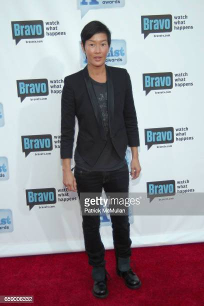 Jenny Shimizu attends 2009 BRAVO ALIST AWARDS at The Orpheum Theater on April 5 2009 in Los Angeles CA