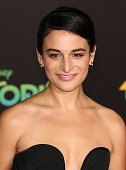 Jenny Slate attends the premiere of Walt Disney Animation Studios' 'Zootopia' held at the El Capitan Theatre on February 17 2016 in Hollywood...