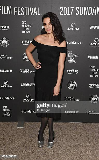 Jenny Slate attends the 'The Polka King' Premiere on day 4 of the 2017 Sundance Film Festival at Eccles Center Theatre on January 22 2017 in Park...