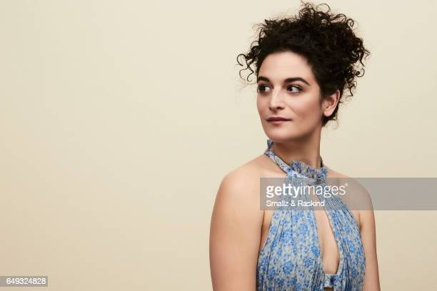 Jenny Slate poses for portrait session at the 2017 Film Independent Spirit Awards on February 25 2017 in Santa Monica California