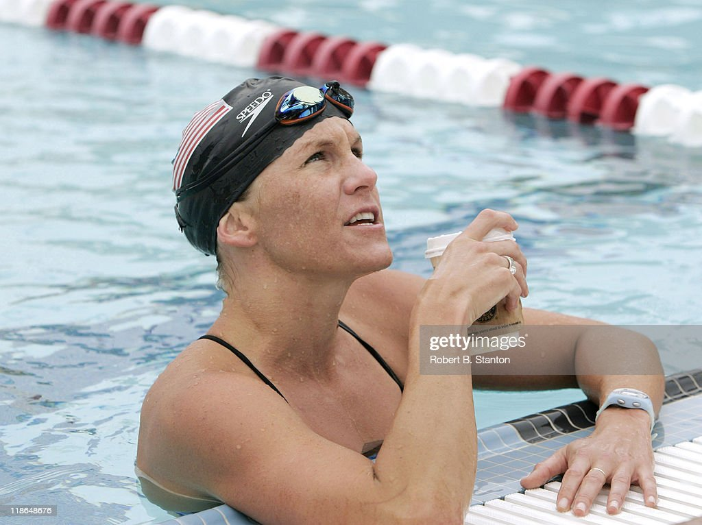 U.S. Olympic Swimming Team - Media Day - July 24, 2004